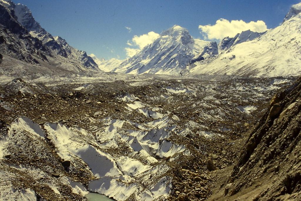 Gangotri-Gletscher